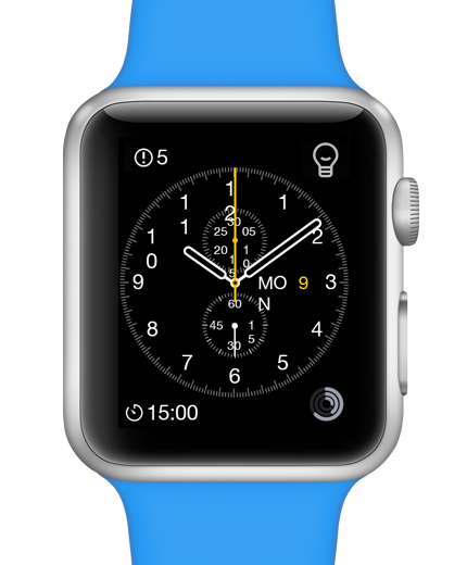 World's 1st Innovation Watch App